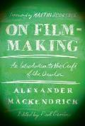 On Film Making An Introduction to the Craft of the Director