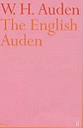 *english Auden: Poems, Essays and Dramatic Writings (86 Edition)