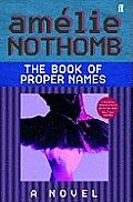 Book Of Proper Names