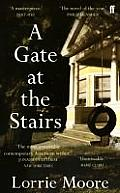 Gate At the Stairs Cover