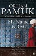 My Name Is Red Cover