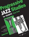 Faber Edition    Progressive Jazz Studies for Trumpet, Bk 1