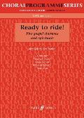 Ready to Ride! SATB and Piano: Five Gospel Choruses and Spirituals