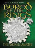 Bored Of The Rings Tolkien Uk