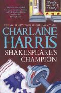Shakespeare's Champion. by Charlaine Harris Cover