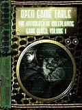 Open Game Table, the Anthology of Roleplaying Game Blogs, Volume I