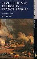 Revolution & Terror in France 1789 1795