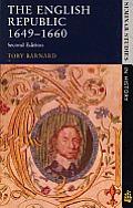 The English Republic 1649-1660