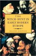 The Witch-Hunt in Early Modern Europe Cover