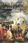 European Colonial Empires 1815-1919 (04 Edition) Cover