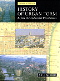 History of Urban Form (3RD 94 Edition)