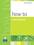 How To Teach Grammar Cover
