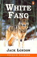 White Fang, Level 2, Penguin Audio Readers