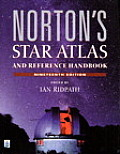 Nortons Star Atlas & Reference Handbook 19TH Edition
