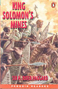 King Solomon's Mines, Level 4, Penguin Readers (Penguin Readers)