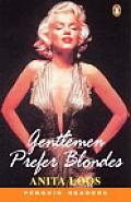 Gentlemen Prefer Blondes, Level 2, Penguin Readers