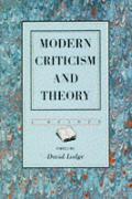 Modern Criticism & Theory A Reader