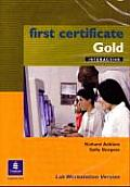 First Certificate Gold Interactive CD-ROM