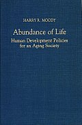 Abundance of Life: Human Development Policies for an Aging Society Cover