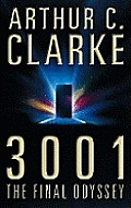 3001 The Final Odyssey Uk by Arthur C Clarke