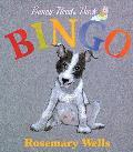 Bingo Bunny Reads Back Board Book