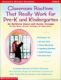 Classroom Routines That Really Work for Pre K & Kindergarten