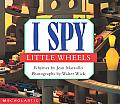 I Spy Little Wheels