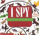 I Spy Little Animals Cover