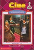 The Vanishing Vampire Clue (Clue Books, #15)