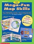 Mega Fun Map Skills Grades Two & Three