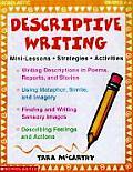 Descriptive Writing Grades Four Through