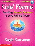 Kids Poems Teaching Second Graders to Love Writing Poetry