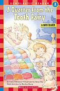 A Quarter from the Tooth Fairy (Hello Reader! Math Level 3) Cover