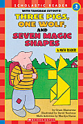 Three Pigs One Wolf Seven Magic Shapes Level 3