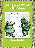 Frog & Toad All Year An I Can Read