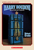 Harry Houdini: Master of Magic Cover