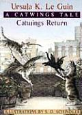 Catwings Return Cover