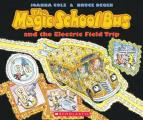 The Magic School Bus and the Electric Field Trip with Bookmark (Magic School Bus) Cover