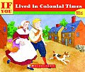 If You Lived in Colonial Times Cover