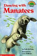 Dancing with Manatees (Hello Reader!) Cover