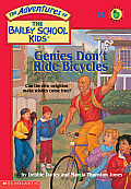 Bailey School Kids 08 Genies Dont Ride B
