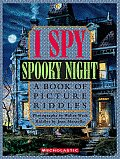 I Spy Spooky Night Cover