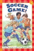 Soccer Game Hello Reader