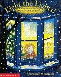 Light the Lights a Story about Celebrating Hanukkah & Christmas