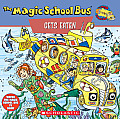Scholastic's the Magic School Bus Gets Eaten: A Book about Food Chains Cover