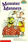 Monster Manners Hello Reader Level 3