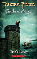 Circle of Magic #02: Tris's Book Cover