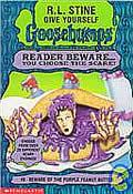 Give Yourself Goosebumps 06 Beware Of Purple Peanut Butter