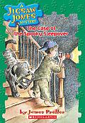 Jigsaw Jones 04 Case Of The Spooky Sleep