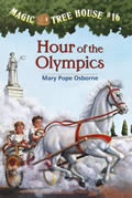 Hour of the Olympics (Magic Treehouse #16)